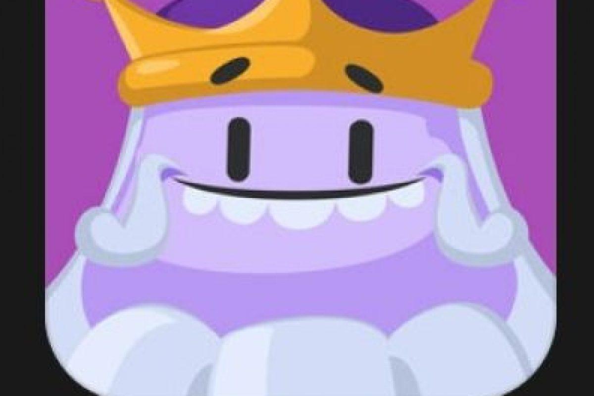 """8- """"Reinos Preguntados"""". Es gratuito. Desafíen a sus amigos, familia y compañeros en canales de trivia sobre sus temas favoritos. Foto:vía Apple. Imagen Por:"""