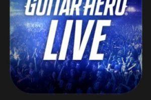 """17- """"Guitar Hero Live"""". Es gratuito. Jueguen Guitar Hero Live en iPad, iPhone o iPod touch, o disfruten de la experiencia desde su propio salón, en el televisor. Foto:vía Apple. Imagen Por:"""
