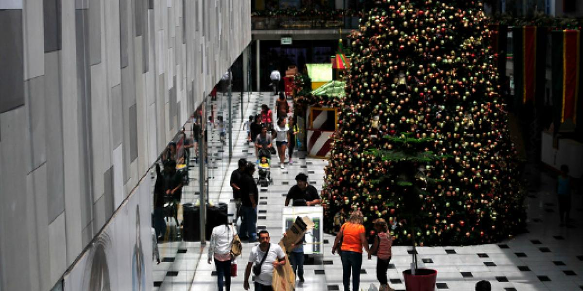 Navidad: delitos en grandes tiendas aumentan más del 50% en diciembre