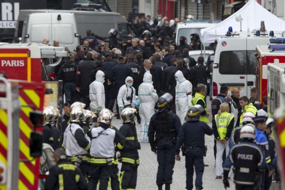 El número de muertos ascendió a 130. Foto:AP. Imagen Por: