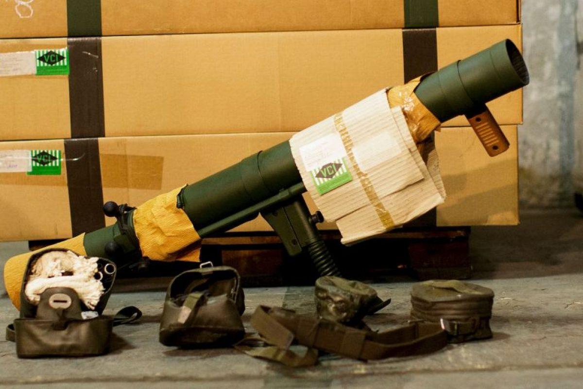 Entre sus armas más sofisticadas tienen misiles antitanque guiados Foto:Getty Images. Imagen Por: