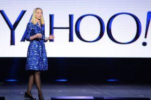 Es CEO de Yahoo! desde 2012. Foto:Getty Images. Imagen Por: