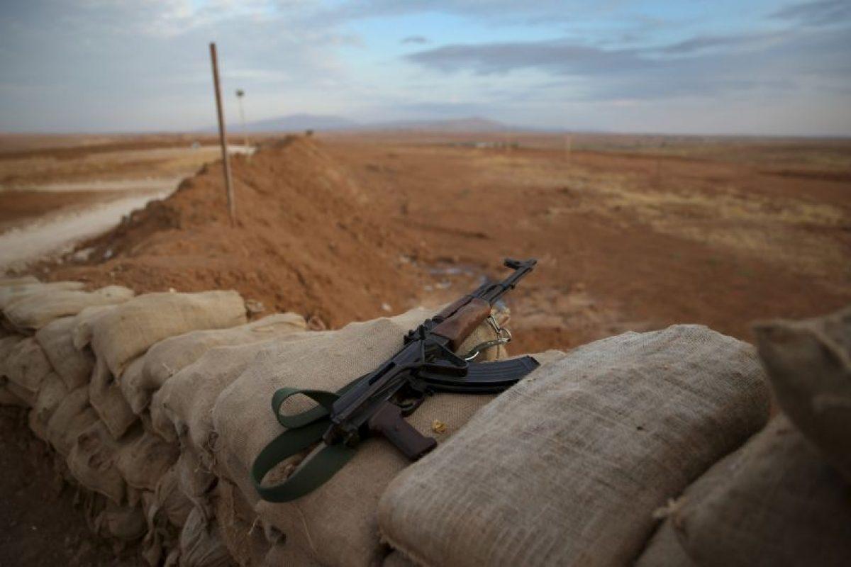Así como misiles tierra-aire Foto:Getty Images. Imagen Por: