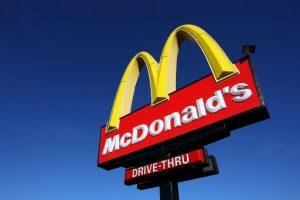 5. El precio de un menú en McDonalds (promedio) Foto:Getty Images. Imagen Por: