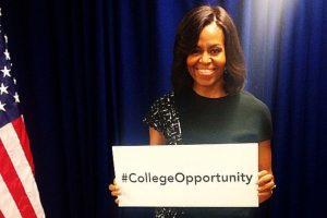 Obama siempre se ha preocupado por la educación Foto:Vía instagram.com/michelleobama/. Imagen Por: