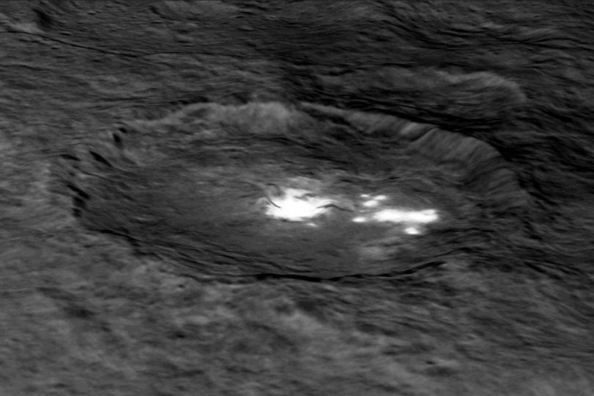 5. La sonda Dawn fue lanzada en 2007. Foto:Vía NASA/JPL-Caltech/UCLA/MPS/DLR/IDA. Imagen Por: