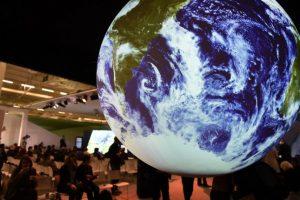 """""""Es hora de concluir, se lo debemos al mundo y lo podemos hacer"""", señaló Fabius a medios internacionales Foto:AFP. Imagen Por:"""