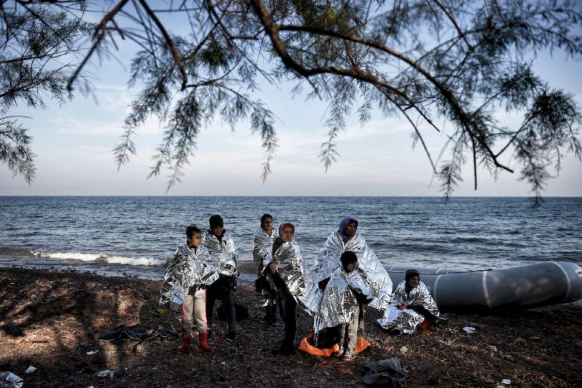 En lo que va de año más de tres mil personas han fallecido en el mar. Foto:AFP. Imagen Por: