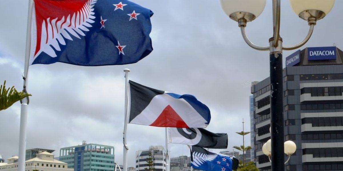 Nueva Zelanda elige nueva bandera para reemplazar a la del colonialismo