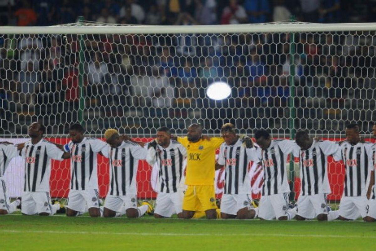 3. Mazembe Foto:Getty Images. Imagen Por: