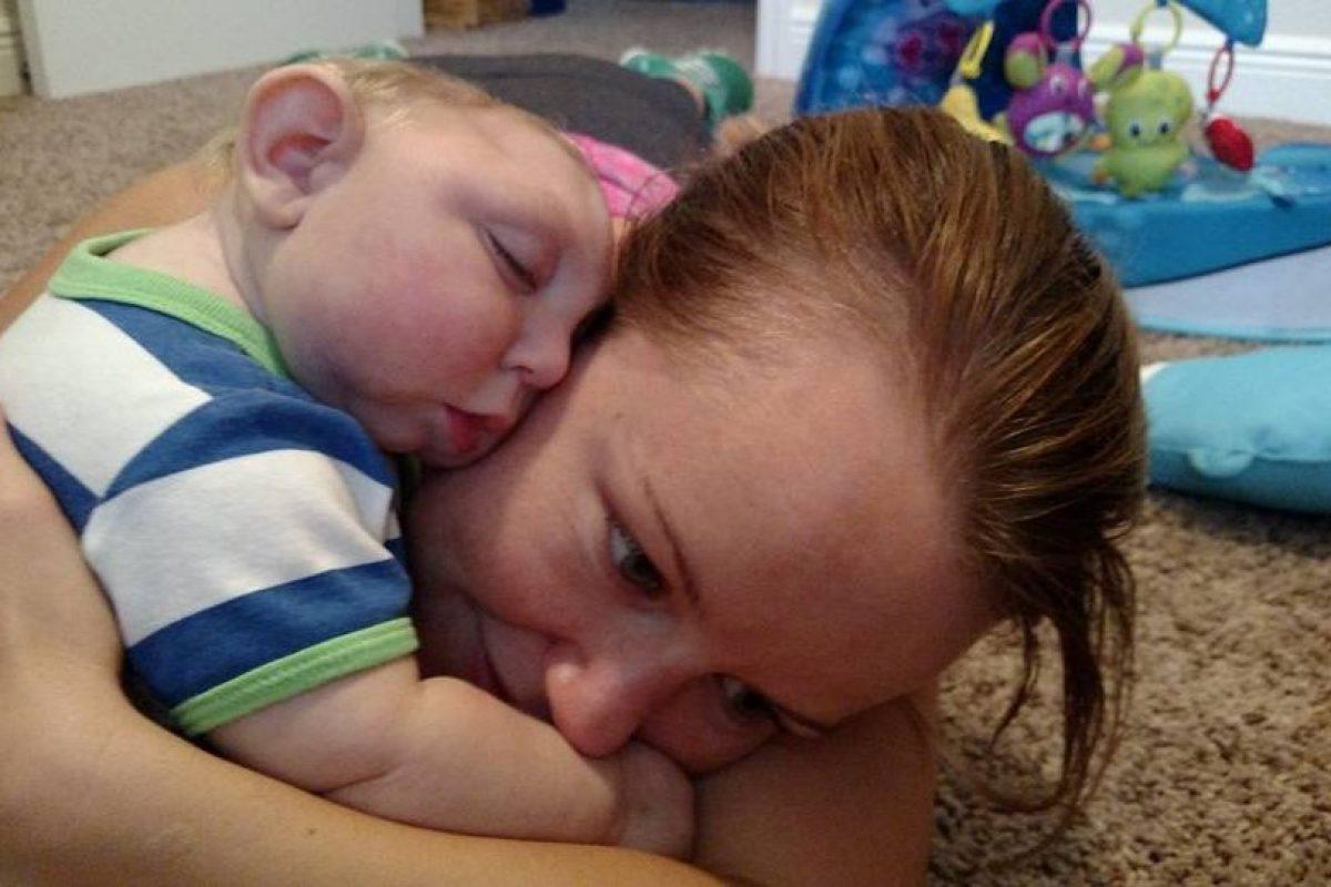 Sin embargo, en agosto pasado cumplió su primer año de vida Foto:Facebook.com/BrandonBuell. Imagen Por: