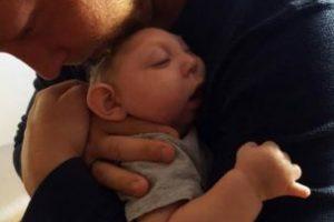 Tras su nacimiento, aseguraron que solamente podría vivir unos días, máximo unas semanas Foto:Facebook.com/BrandonBuell. Imagen Por: