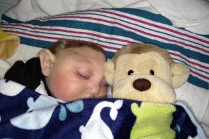Donde ya reunieron más de 154 mil dólares que serán utilizados para el tratamiento de Jaxon Foto:Facebook.com/BrandonBuell. Imagen Por: