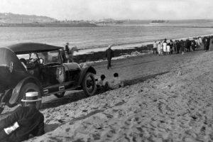 Playa la Herradura de Coquimbo,1930. Foto:Fotos Históricas de Chile. Imagen Por: