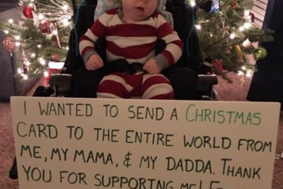 La historia de Jaxon Buell, el niño que sorprende a todos los médicos Foto:Facebook.com/BrandonBuell. Imagen Por: