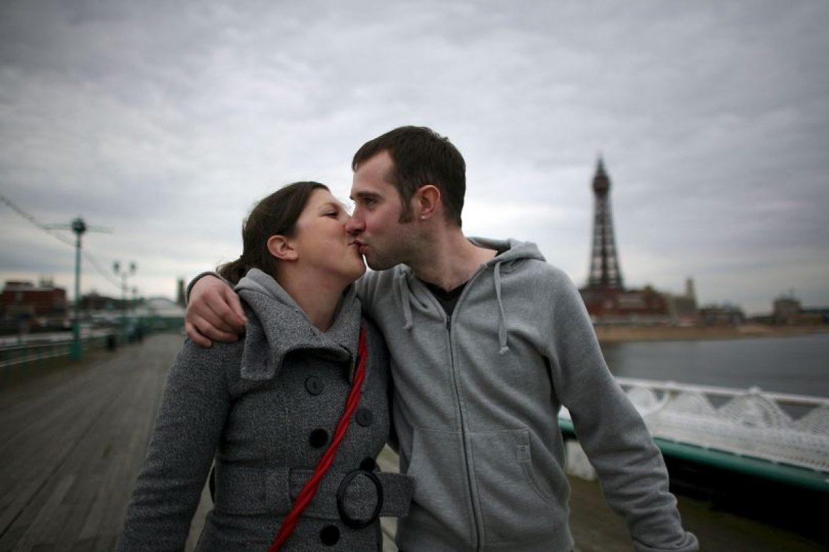 """""""Ya no es así. Estamos encontrando que el matrimonio no es necesario para cosechar los beneficios de vivir juntos, al menos cuando se trata de la salud emocional."""" Foto:Getty Images. Imagen Por:"""