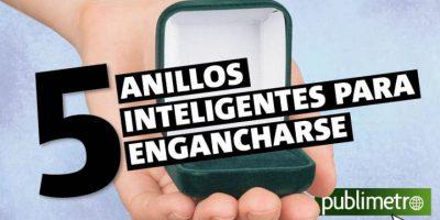Infografía: 5 anillos inteligentes para engancharse