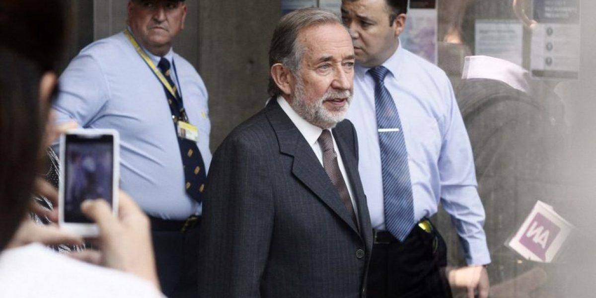 Acogen a trámite apelación que pide anular juicio abreviado de Jovino Novoa