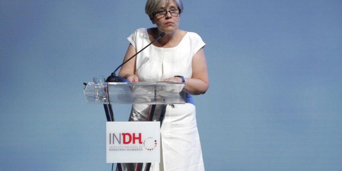 Directora de INDH solicitó levantar secreto sobre antecedentes del Informe Valech