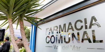 Inauguran la primera farmacia popular de la Quinta Región