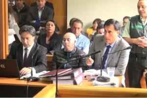 La defensa de José Pérez Mancilla y de Jaime Anguita Foto:Captura: Poder Judicial. Imagen Por: