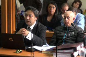 José Pérez Mancilla y su defensa Foto:Captura: Poder Judicial. Imagen Por: