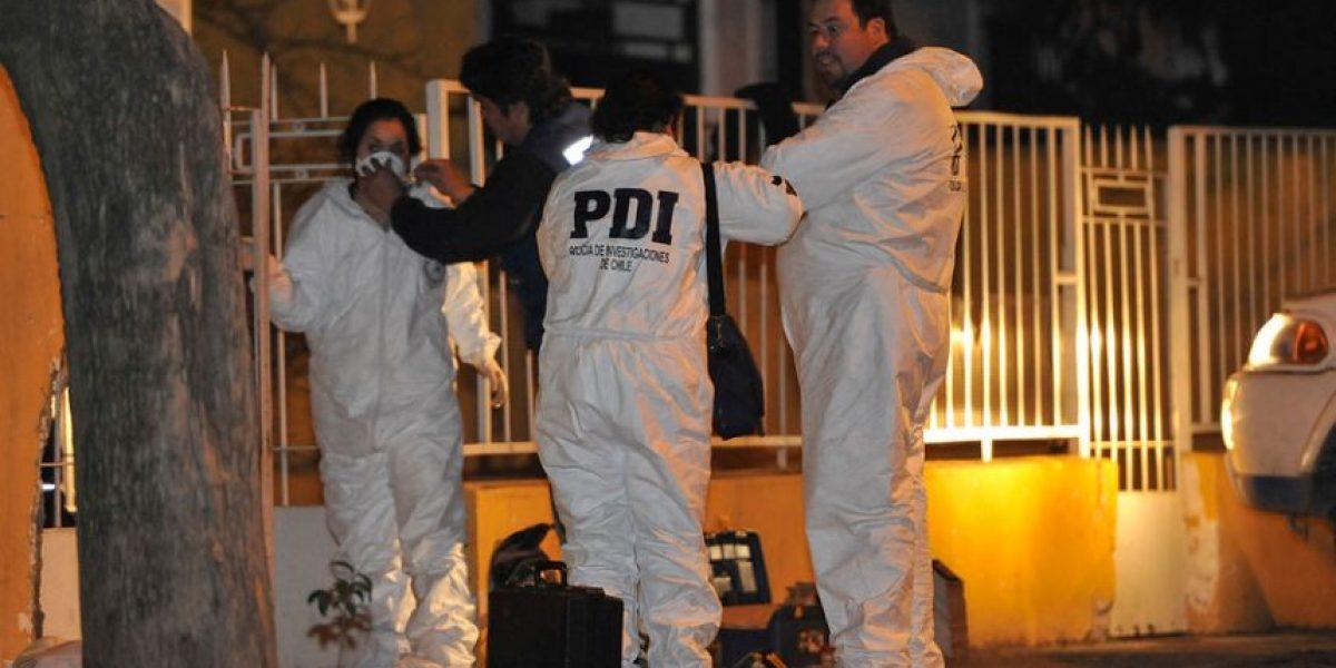 Encuentran muerta a mujer dentro de su domicilio en Rancagua