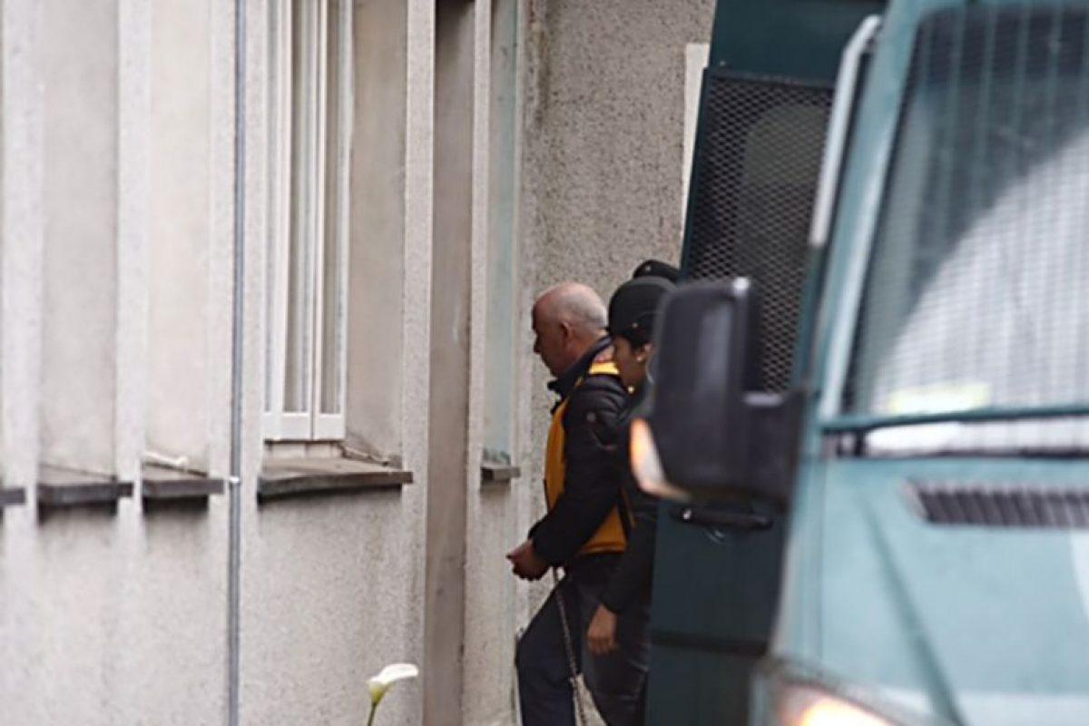 José Pérez Mansilla, sujeto que se encuentra confeso del crimen de Haeger Foto:Agencia Uno. Imagen Por: