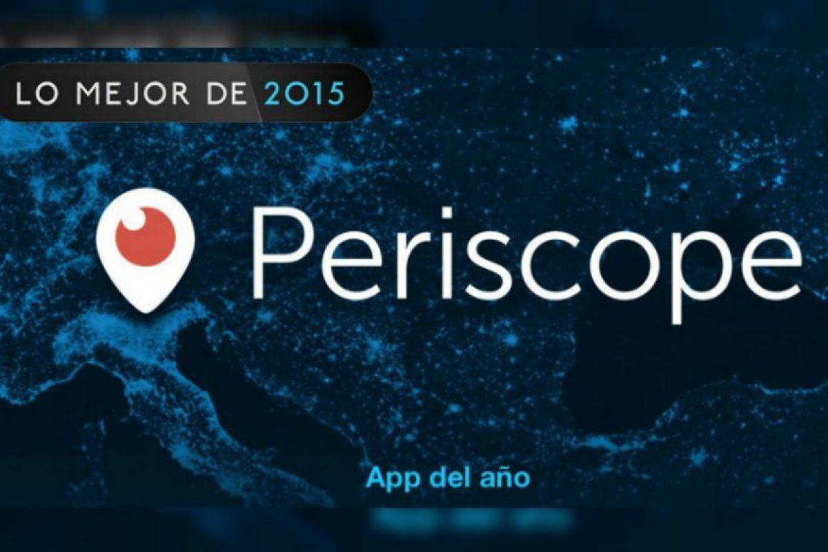 Apple presentó su lista de las mejores app del 2015. Foto:Apple. Imagen Por: