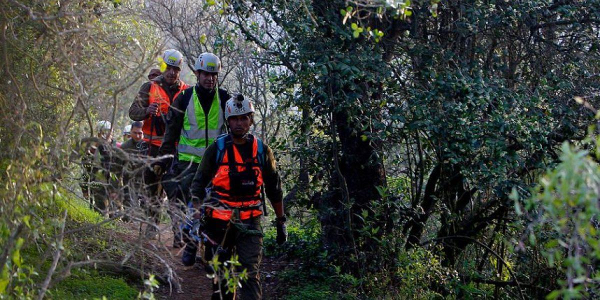 Reanudan búsqueda de alumna practicante perdida en el Cerro La Campana