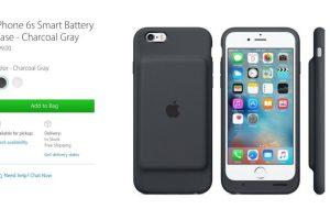 Ahora tendrán hasta 25 horas de batería extra en el iPhone. Foto:Apple. Imagen Por:
