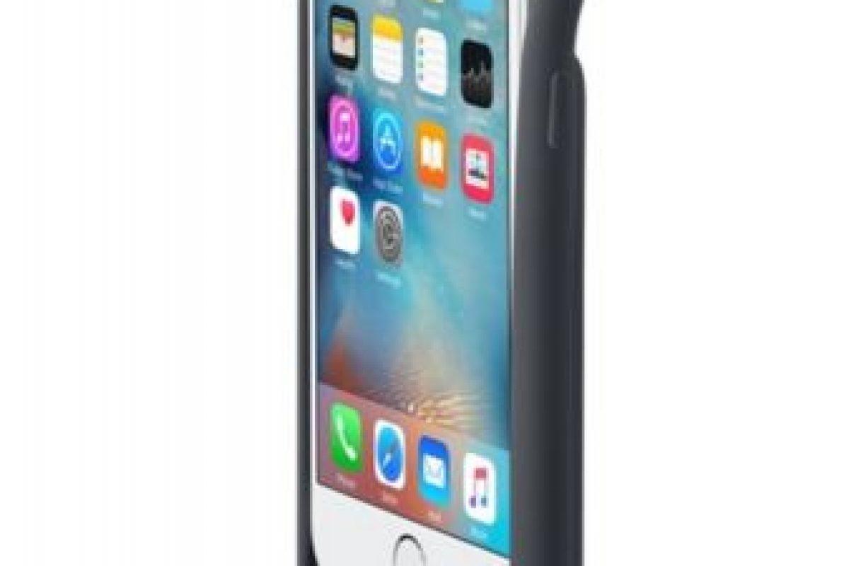 Muestra el estado de la batería inteligente en la pantalla de bloqueo y en el Centro de Notificaciones para que sepas exactamente cuánta le queda. Foto:Apple. Imagen Por:
