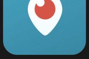 """1- """"Periscope"""". Designada la app del año. Es gratuita y transmite video en vivo. Desde su iPhone para todo el mundo. Foto:Apple. Imagen Por:"""