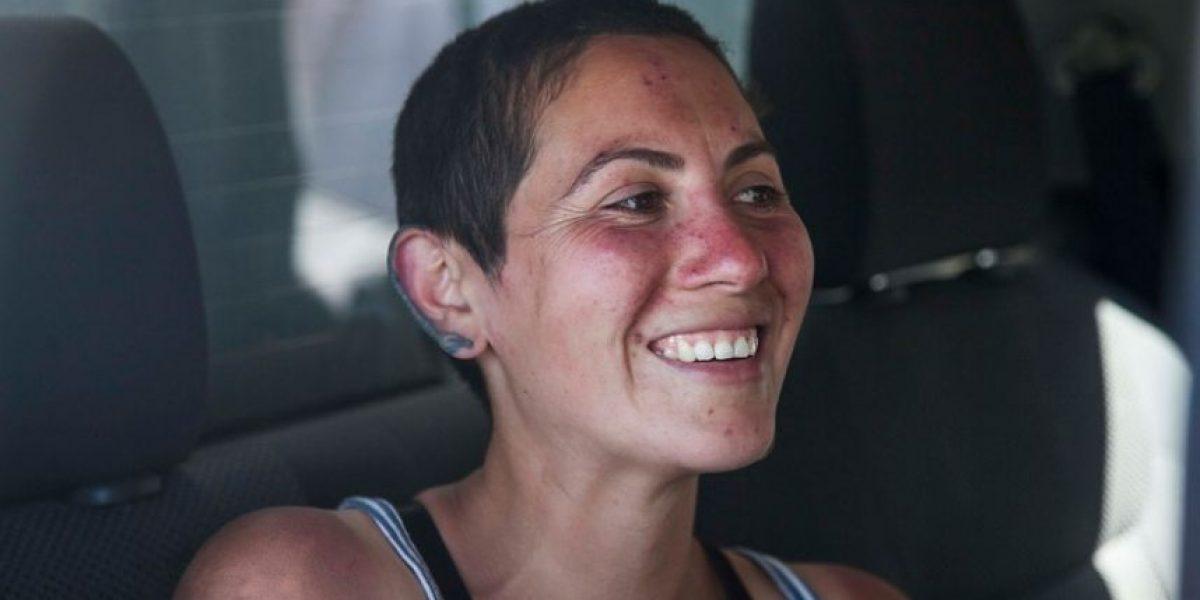 Encuentran viva a la mujer que se había perdido en Cerro La Campana