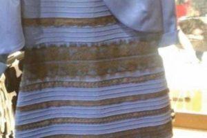 Si en el planeta hubiese tanta acción como palabrería, quizás con todas las peleas del vestido blanco/dorado azul/negro se hubiese cambiado la historia de la Humanidad. Foto:vía Facebook. Imagen Por: