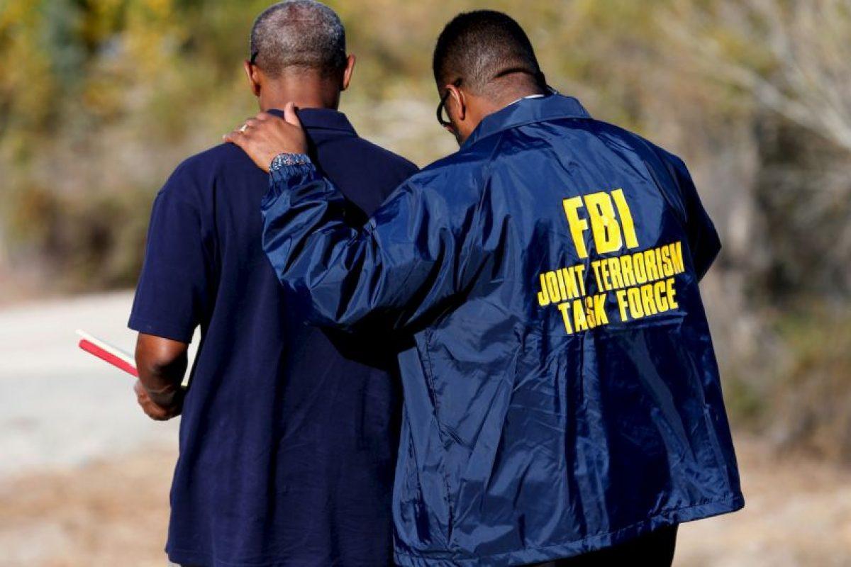 También indicó que el terrorismo había evolucionado. Foto:Getty Images. Imagen Por: