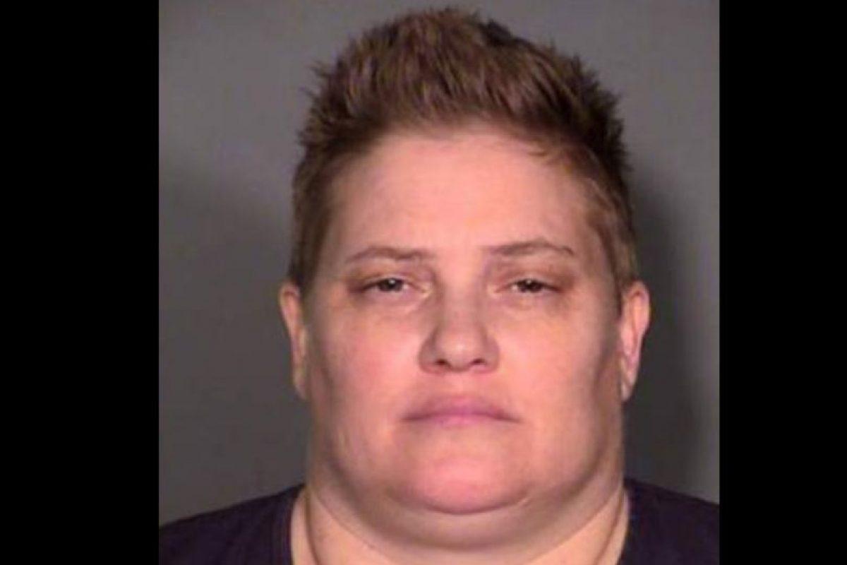 Acusan a Kristy Kay Yegge de abusar de un estudiante. Foto:Vía Las Vegas Metropolitan Police Department. Imagen Por: