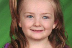 Así se veía la niña antes del accidente. Foto:Vía facebook.com/Schenectadyssupersurvivor. Imagen Por: