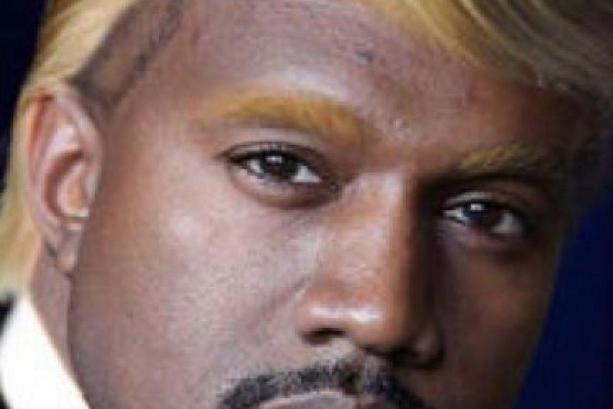 Para ver a Kanye como Presidente. Foto:vía Facebook. Imagen Por: