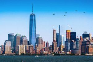 El nuevo One World Trade Center. Foto:Vía Flicker. Imagen Por: