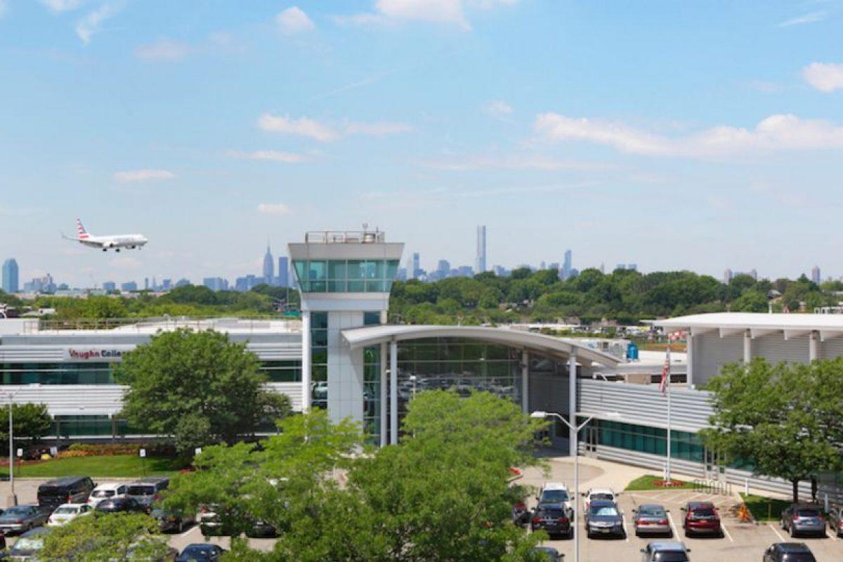 Y el Colegio Vaughn de Aeronáutica y Tecnología. Foto:Vía Flicker. Imagen Por: