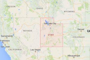 El matrimonio y se conocieron en las calles de Utah, estado al suroeste de Estados Unidos Foto:Google Maps. Imagen Por: