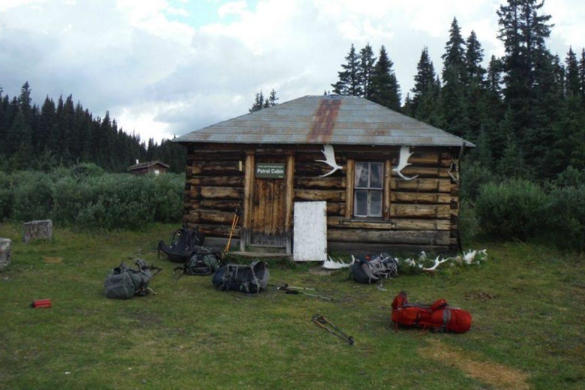 Aquí la cabaña Foto:Vía Reddit. Imagen Por: