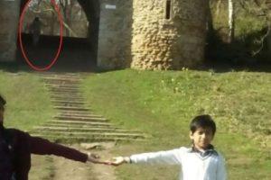 Miren lo que hay detrás de ellos Foto:Vía Yorkeshire. Imagen Por: