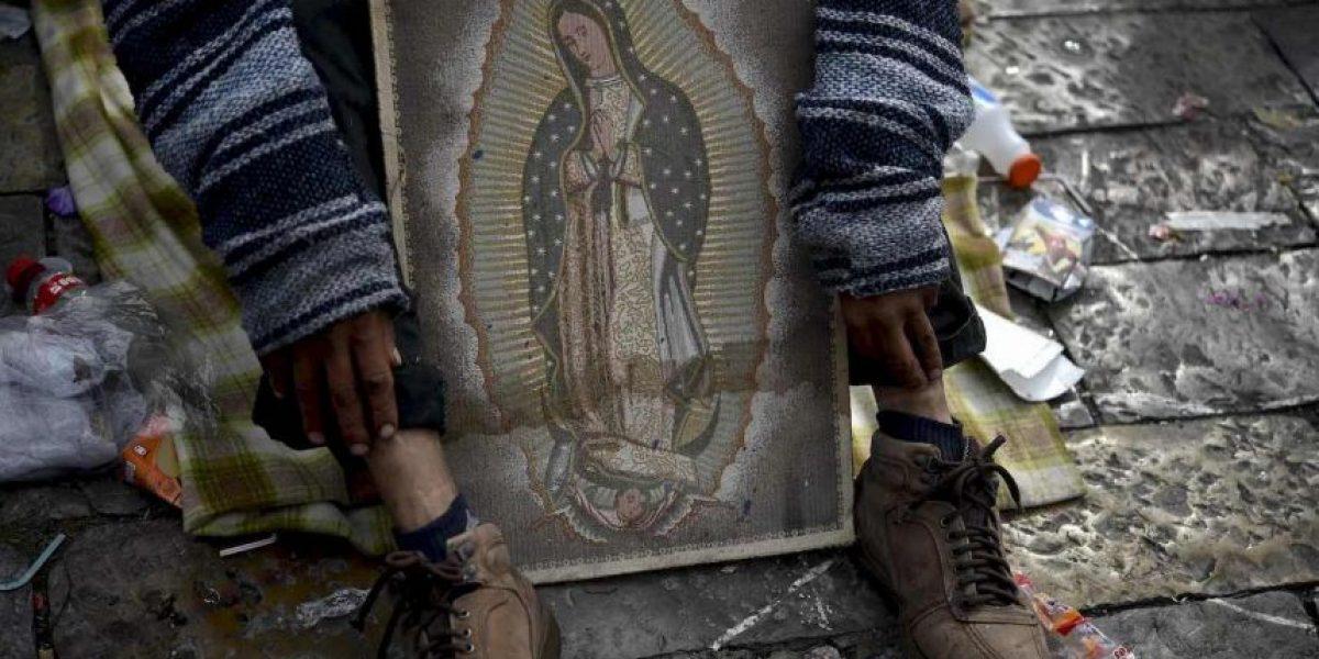 Fotos: Así celebraron a la Virgen de Guadalupe en México