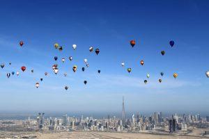 Juegos Aéreos Mundiales 2015 en Dubái. Foto:AFP. Imagen Por: