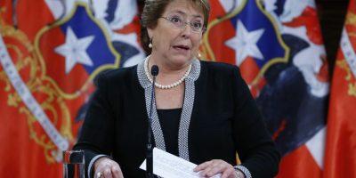 Bachelet defiende reformas: