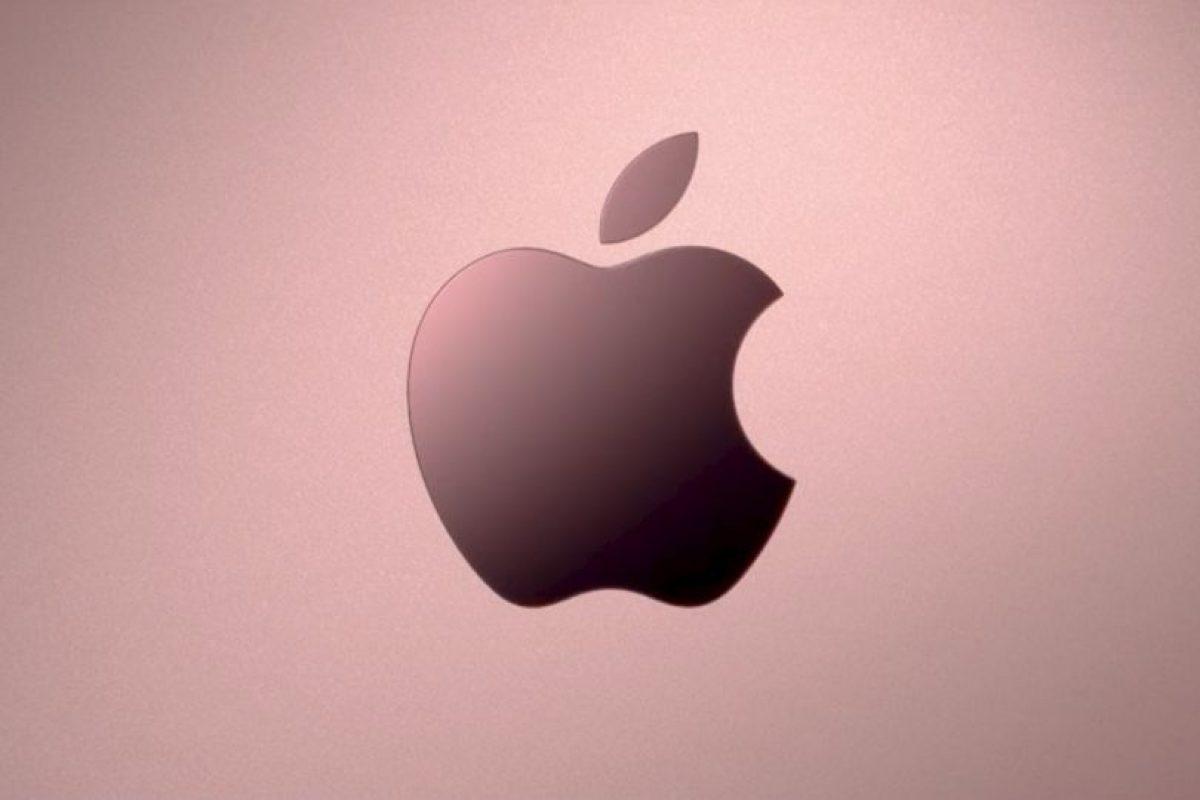 El iPhone color oro rosado ha causado sensación entre el público femenino, pero también en algunos hombres. Ahora los usuarios pueden escoger entre gris espacial, plateado, dorado y el oro rosado. Foto:Apple. Imagen Por: