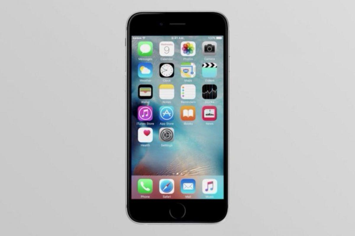 En seguida les mostramos las razones por las que todos quieren un iPhone 6s. Foto:Apple. Imagen Por: