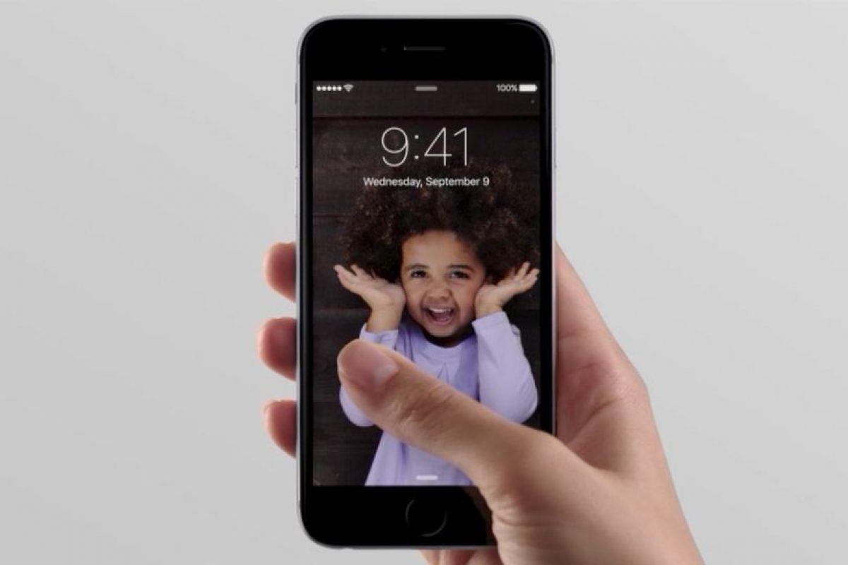 7- LIVE PHOTOS. Foto:Apple. Imagen Por: